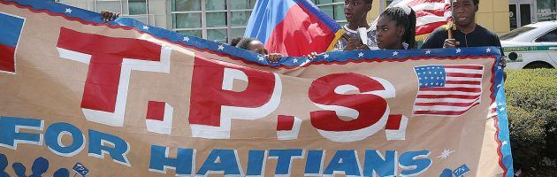 Trump to end TPS residency protection for 60,000 Haitians