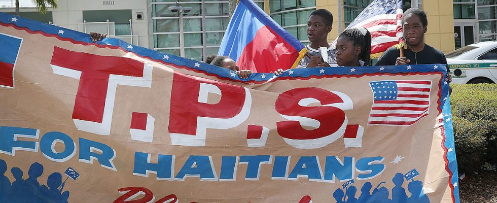 Trump to end TPS protection for 60,000 Haitians